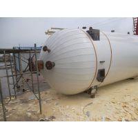 油罐体保温施工安装方案 铁皮保温施工队