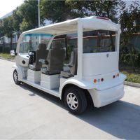 苏州6座电动观光车,景区游览摆渡车,房产看房车