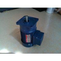 厦门东历电机PF18-0200-10CB单相异步电动机4级带刹车减速电机YS200W-4P