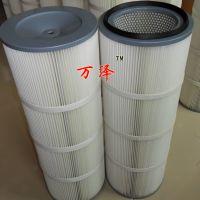 PTFE覆膜除尘滤筒3266大量现货供应【万泽】