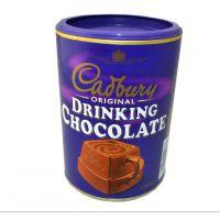 英国吉百利巧克力粉 朱古力粉 500g罐装 可可冲饮品饮料