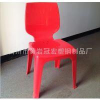 新品首发厂家直销塑料彩色椅子 成人靠背椅 餐厅椅 看台演出凳子