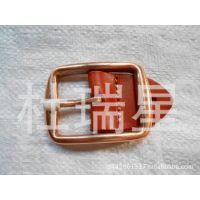 纯手工打造抛光纯铜皮带扣头 腰带扣头 纯紫铜针扣 39MM