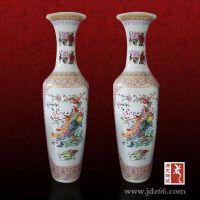 开业庆典礼品陶瓷花瓶生产厂家