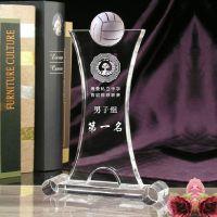 佛山定做水晶奖杯水晶工艺品,运动会比赛奖杯,体育局奖杯奖牌制作