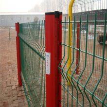 旺来铁丝护栏网 机器设备隔离栅 车间隔离栅