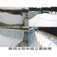 嘉兴膨润土防水毯单价,汉高建材