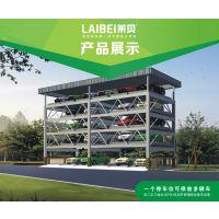 重庆万州负二正三地坑式PSH五层升降横移类停车设备