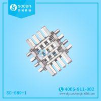 【2016款】无极表链式转轴批发厂家|品牌笔记本配套转轴|SC669-1