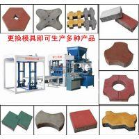 专业生产/空心免烧砖机/液压波浪砖机8-15水泥砖机/小投资 大回报