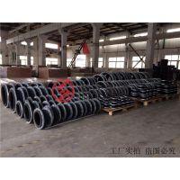 机关供暖系统橡胶挠性管接头上海淞江如假包换