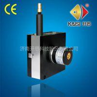 KS60-2500-08-NPN开思牌2.5米|脉冲输出|防尘防水防爆|位移传感器 |拉绳编码器