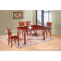 实木餐桌椅餐厅餐桌椅咖啡厅餐桌椅仿古餐桌椅农家乐西餐桌椅