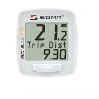 【82894】Sigma 西格玛 BC 8.12 ATS 八功能无线码表