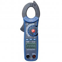 正规授权CEM华盛昌DT-330迷你型数字钳形表1mA分辨率自动量程