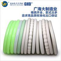 广海大厂家批发环保无味硅胶 橡胶汽车方向盘套内圈 把套内胶圈