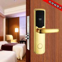 瑞特福8000系列酒店式公寓门锁,IC卡刷卡锁