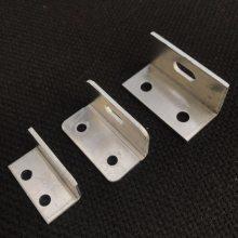 金聚进 厂家批发不锈钢L形角码、T形角码,边框连接件 样式多