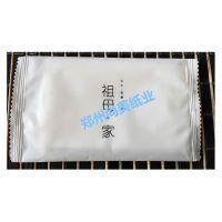 郑州湿巾定制厂家 广告湿巾 清洁湿巾 一次性湿巾 高档湿巾定制