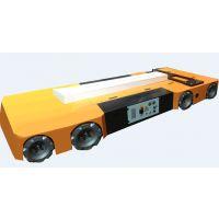星探双向双驱带横移自动升降AGV自动无人搬运车