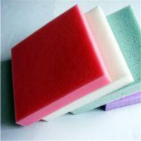长期出售波峰防静电海绵 粉红色抗静电海绵 异形加工