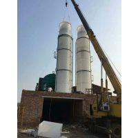 脱硫塔、砖厂脱硫除尘选什么设备?济南新星超低排放除尘器