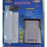 柔乐 单户型非可视对讲门铃/带开锁/家用门铃对讲机 RL-3207CC