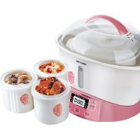 Tonze天际 GSD-W132B天际隔水炖电炖盅 电炖锅陶瓷煲汤 预约定时