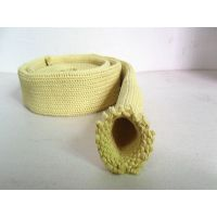供应 芳纶套管、芳纶织带、耐高温空心织带 阻燃织带(50米起订)