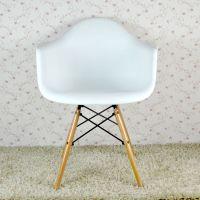 [杰森家具]低价促销外贸酒店创意椅子塑料餐椅设计师8066厂家批发