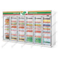 六门饮料柜/连锁专用/KTV饮料专用冷柜/便利专用冷柜