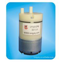 批发小型直流真空泵 微型气泵 气动隔膜泵 LY520CPM 专业厂家