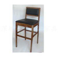 供应酒店餐椅 休闲椅子 酒吧椅 实木椅子 餐厅餐椅