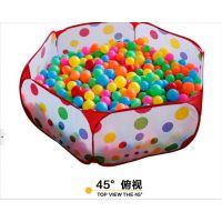 重庆菲尔凡供应7色5.5cm海洋球,儿童玩具球波波球FEF-8105