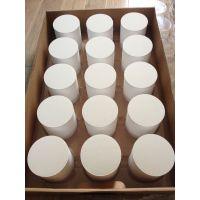 环亚牌尾气处理优质堇青石Φ101.6*100蜂窝陶瓷载体400目载体