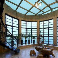 民生门窗(图),河南大型阳光房价格,大型阳光房