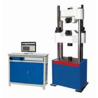 推荐100吨电液伺服拉力试验机 万能材料拉力试验机拉力试验机加工