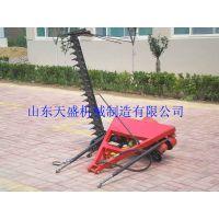 福田拖拉机配套三点悬挂式 9GB系列 往复式割草机具有操作简单,使用可靠的优点
