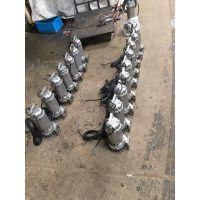 厂家直销100GW100-15-7.5不锈钢无堵塞排污泵