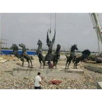 海南太阳神战车雕塑,恒保发铜雕(图),3米太阳神战车雕塑