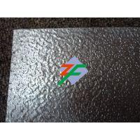 花纹铝皮橘皮压花铝板 济南花纹铝皮价格 铝板无起订量