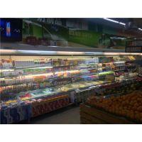 武汉冰贝制冷设备有限公司生产经营超市水果风幕柜点菜保鲜饮料冷藏风冷柜商用展示柜冒菜果蔬柜