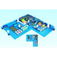 淘气堡儿童乐园 儿童游乐场室内设备 儿童游乐设施 儿童游乐设备滑梯组合