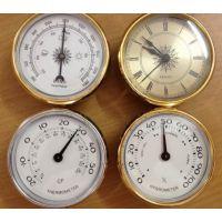 供66mm双金属温度计指针式温度表机械式温湿度表直径