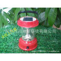 正品SH-ST03A充电式手电筒 探照灯 6颗LED应急灯太阳能手提灯