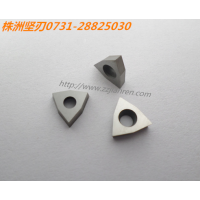 PCD刀片基体WCGW080404 株洲坚刃