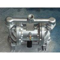 供应上海孜泉厂家直销QBY-K25铝合金气动隔膜泵