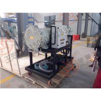 聚结脱水滤油机HLYC-J100,华豫现货供应