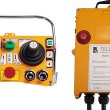 闸门起重机、架桥机用亚重牌F24-60型无线遥控器,石英晶体频率控制