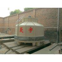 供应郑州菱宇100吨圆形逆流式冷却塔